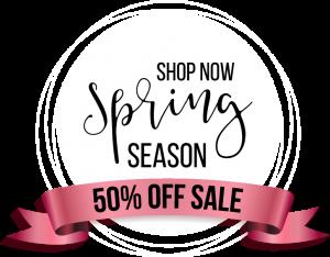 Spring Sale 50