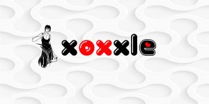 Xoxxle.com Domain Name Logo